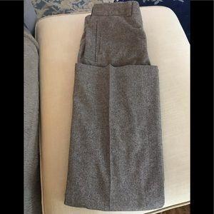 J. Crew Wool Trouser Pants